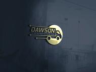 Dawson Transportation LLC. Logo - Entry #108
