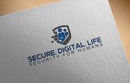 Secure. Digital. Life Logo - Entry #99