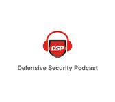 Defensive Security Podcast Logo - Entry #121