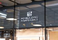 MD Building Maintenance Logo - Entry #102