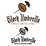 Black umbrella coffee & cocktail lounge Logo - Entry #14
