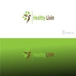 Healthy Livin Logo - Entry #349