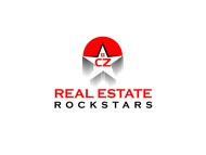 CZ Real Estate Rockstars Logo - Entry #154