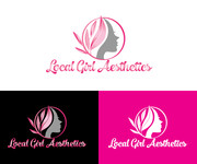 Local Girl Aesthetics Logo - Entry #119