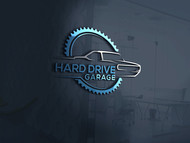 Hard drive garage Logo - Entry #371