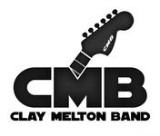 Clay Melton Band Logo - Entry #78