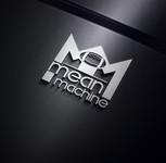 Mean Machine Logo - Entry #41