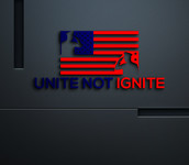 Unite not Ignite Logo - Entry #59