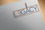 LEGACY RENOVATIONS Logo - Entry #101