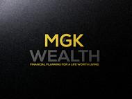 MGK Wealth Logo - Entry #277