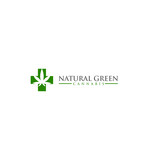 Natural Green Cannabis Logo - Entry #35