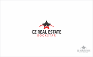 CZ Real Estate Rockstars Logo - Entry #96