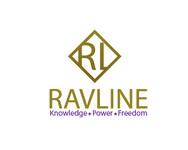 RAVLINE Logo - Entry #155