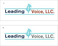 Leading Voice, LLC. Logo - Entry #170