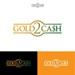 Gold2Cash Logo - Entry #11