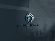 Shepherd Drywall Logo - Entry #356