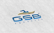 GSB Aquatics Logo - Entry #62