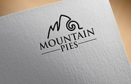 Mountain Pies Logo - Entry #6