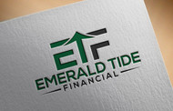 Emerald Tide Financial Logo - Entry #98