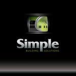 Simple Building Solutions Logo - Entry #18