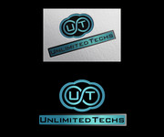 Unlimited Techs Logo - Entry #32
