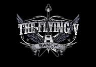 The Flying V Ranch Logo - Entry #70