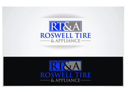 Roswell Tire & Appliance Logo - Entry #91
