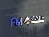 FM Cafe Logo - Entry #80
