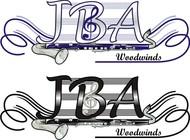 JBA Woodwinds, LLC logo design - Entry #40