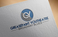 Greasepaint Youtheatre Logo - Entry #48
