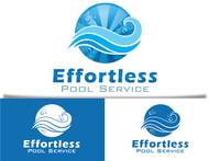 Effortless Pool Service Logo - Entry #71