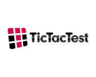TicTacTest Logo - Entry #43