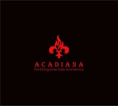 Acadiana Fire Extinguisher Sales and Service Logo - Entry #251