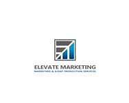 Elevate Marketing Logo - Entry #75