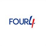 Four love Logo - Entry #125