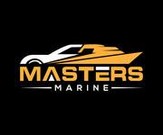 Masters Marine Logo - Entry #59