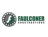 Faulconer or Faulconer Construction Logo - Entry #340