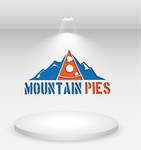 Mountain Pies Logo - Entry #47
