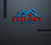 TRILOGY HOMES Logo - Entry #122