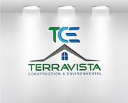 TerraVista Construction & Environmental Logo - Entry #312