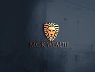 MGK Wealth Logo - Entry #245