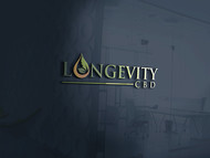 Longevity CBD Logo - Entry #7