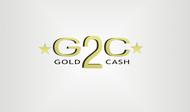 Gold2Cash Business Logo - Entry #35