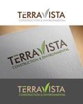 TerraVista Construction & Environmental Logo - Entry #273