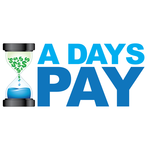 A Days Pay/One Days Pay-Design a LOGO to Help Change the World!  - Entry #78