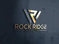 Rock Ridge Wealth Logo - Entry #265