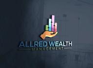 ALLRED WEALTH MANAGEMENT Logo - Entry #723