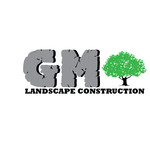 GM Landscape Construction Logo - Entry #14