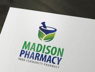 Madison Pharmacy Logo - Entry #83