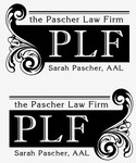 The Pascher Law Firm Logo - Entry #36